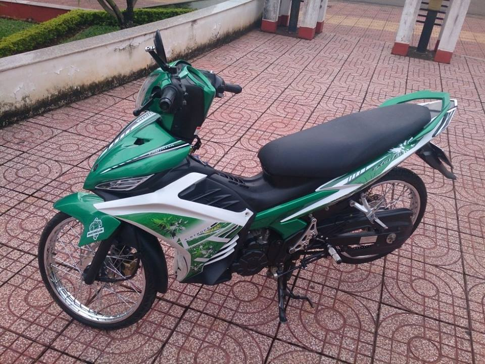 Exciter Dak Nong nhe nhang luot gio - 3