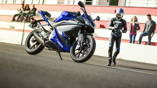 Yamaha YZF R125 co the san xuat tai Indonesia - 2