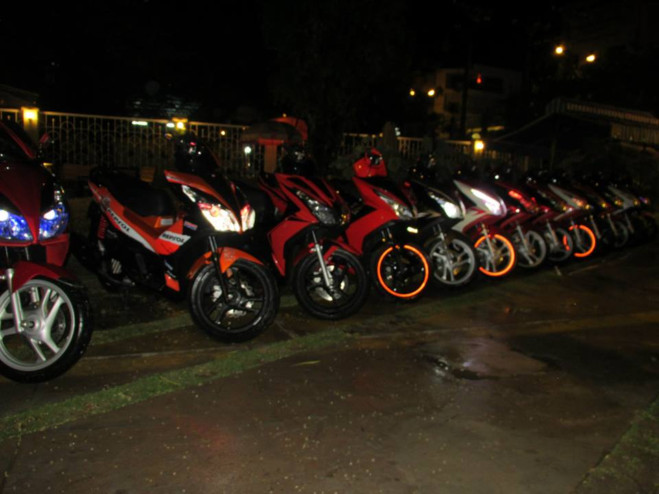 Anh Em hoi Honda Air Blade 125cc OFFLINE lan 2 tai Cafe Toc Do - 4