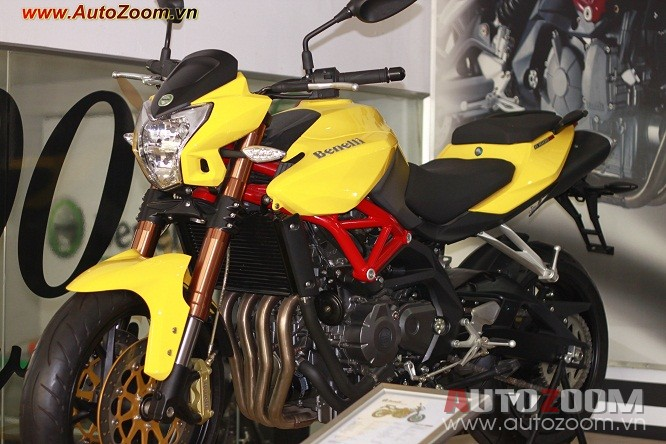 Benelli BJ600GS net dep mang phong cach Italy - 9