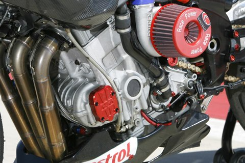 Benelli TNT Tornado 1130 Supercharged 193HP - 8