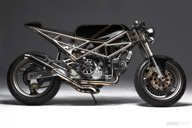 Cac phien ban do chat cua Ducati Monster - 4