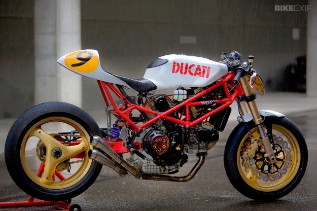 Cac phien ban do chat cua Ducati Monster - 5