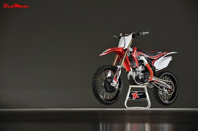 CRF250R Red Moto Special Edition phien ban dac biet gia re