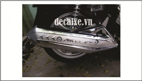 Do choi xe air blade 125 cc - 4