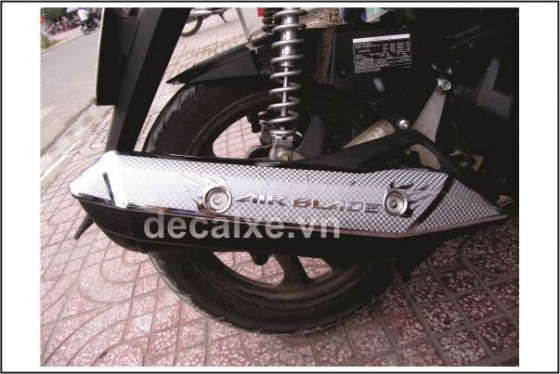 Do choi xe air blade 125 cc - 8