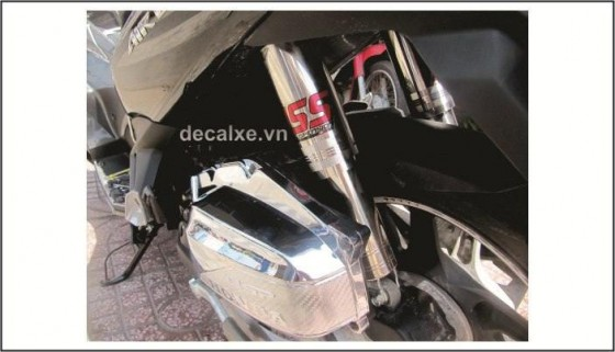Do choi xe air blade 125 cc - 12