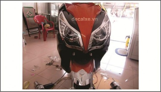 Do choi xe air blade 125 cc - 16