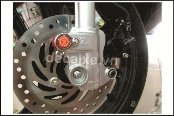 Do choi xe air blade 125 cc - 26