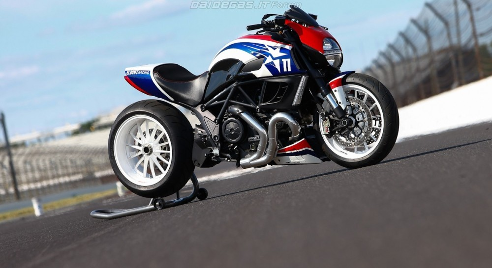 Ducati Diavel Ben Spies Edition - 4
