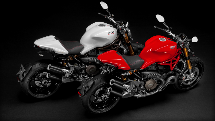 DUCATI Monster 1200 va Monster 1200 S - 5