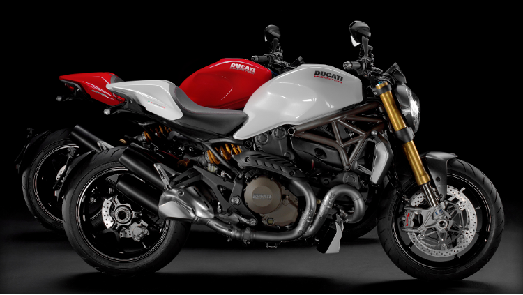 DUCATI Monster 1200 va Monster 1200 S - 6