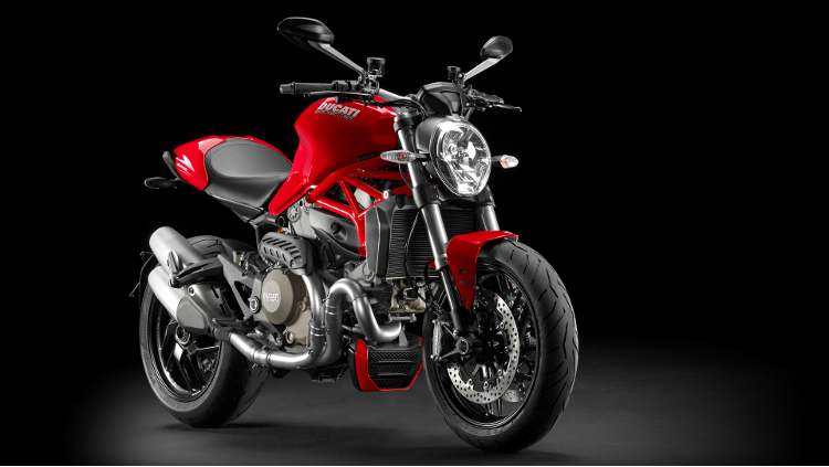 DUCATI Monster 1200 va Monster 1200 S - 2