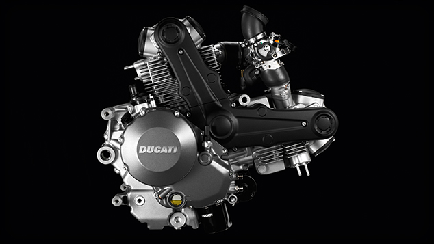 DUCATI Monster 796 ABS - 6