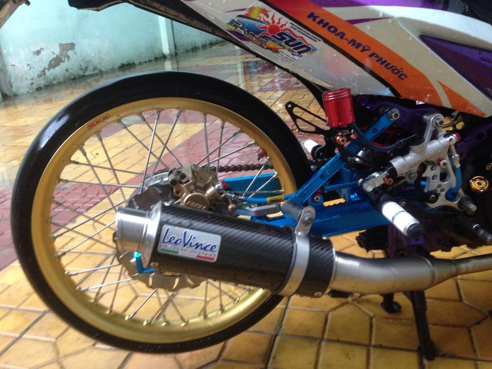 Exciter do di vo Swallow drag - 2