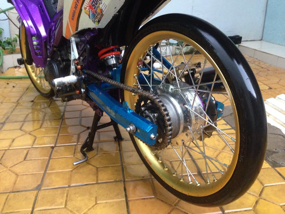 Exciter do di vo Swallow drag - 3