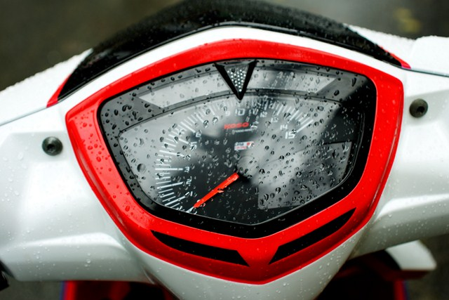 Exciter phong cach Ducati 848 Nicky Hayden - 5