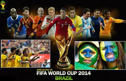 FIFA hot bac va nhung con so khung tu World Cup 2014
