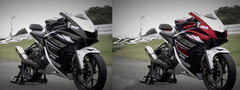 Ghe that Yamaha R25 co the dat 195 kmh