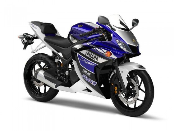Ghe that Yamaha R25 co the dat 195 kmh - 4