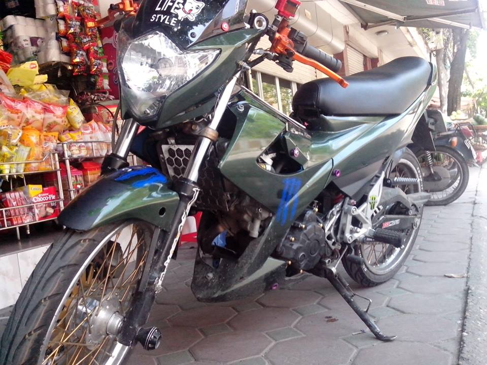 HN Ban Exciter GP Bien VIP 29P126969 di 2k do Full 150cc