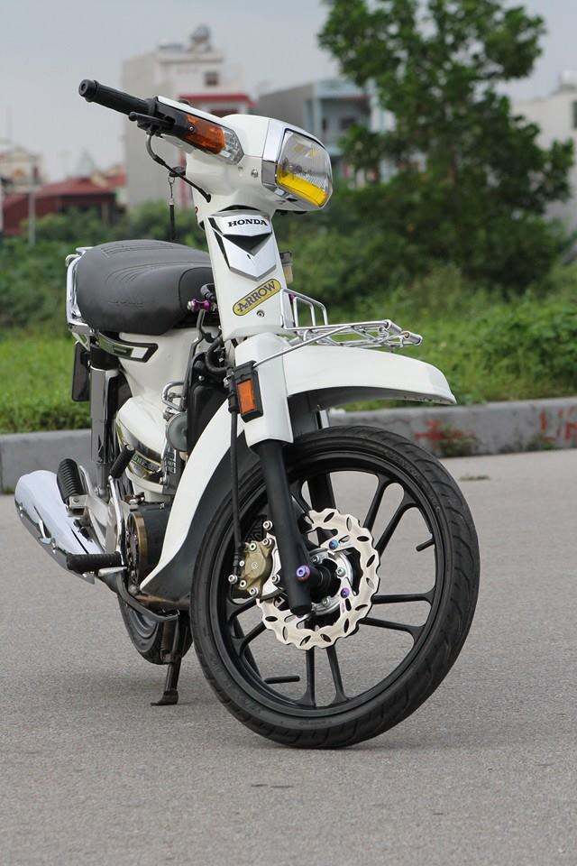 Honda Dream sieu nhan bac - 7
