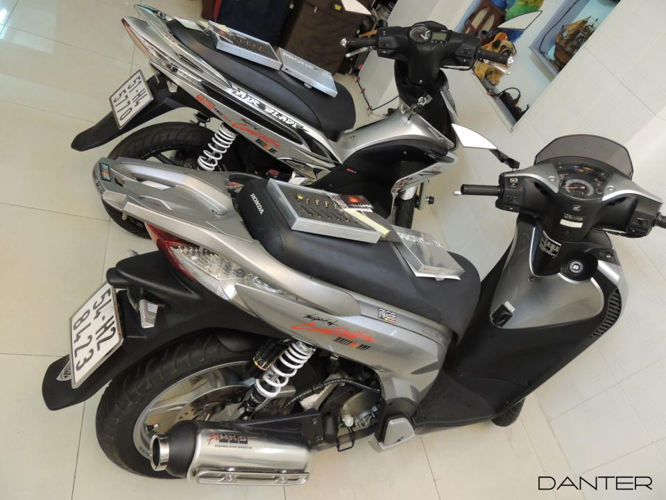 Honda SH vo it do de thuong - 8