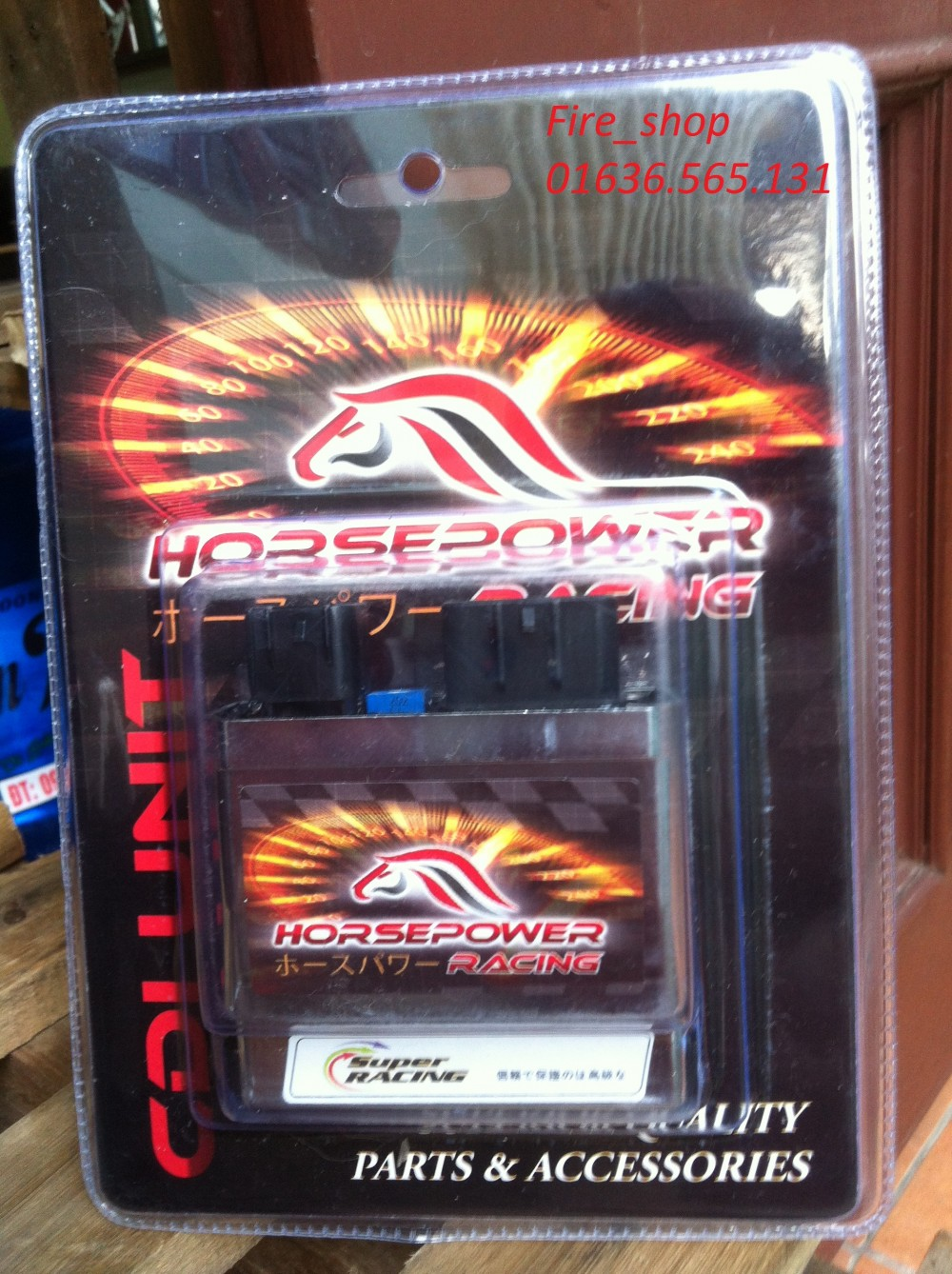 IC banjing horse power racing tim cho Exciter Dream Wave Fire_shop - 3
