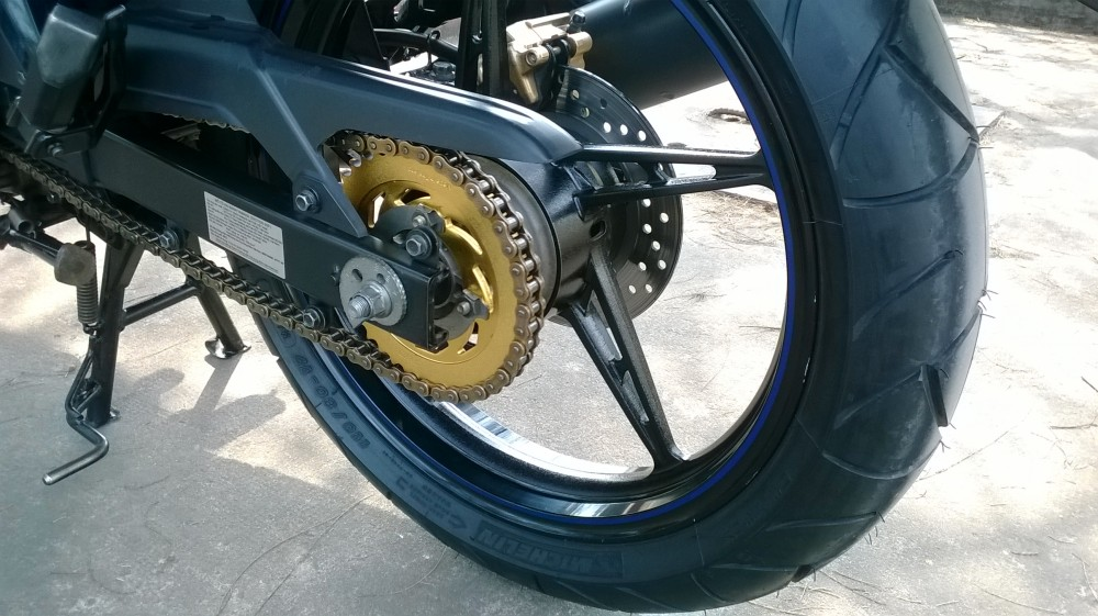 Michelin cho exciter - 2