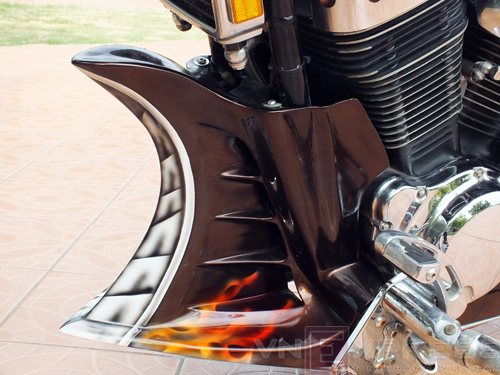 Suzuki Intruder co may moi cua Ghost Rider - 12