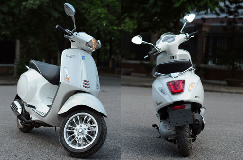 Mua Vespa Sprint ABS 2016 Liberty ABS 2016 - 8