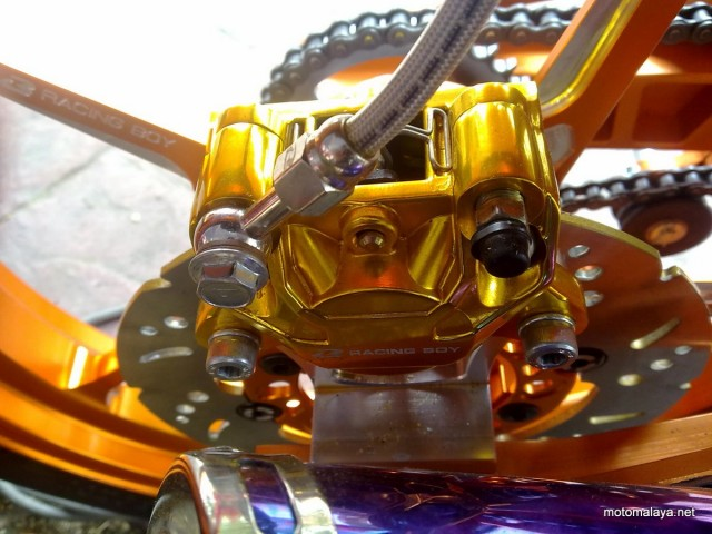 Exciter full do choi racing boy - 6