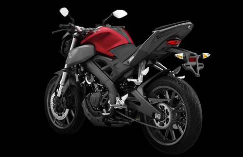 Yamaha MT125 doi thu cua KTM Duke 125 - 20