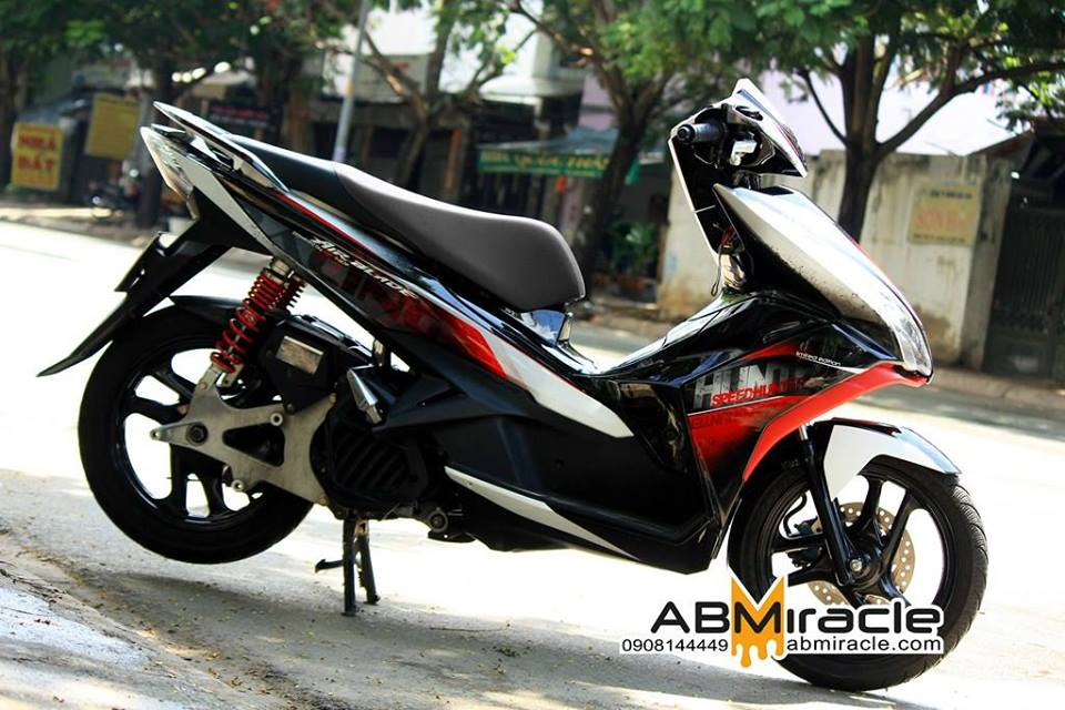 Airblade 125 ke san toc do - 7
