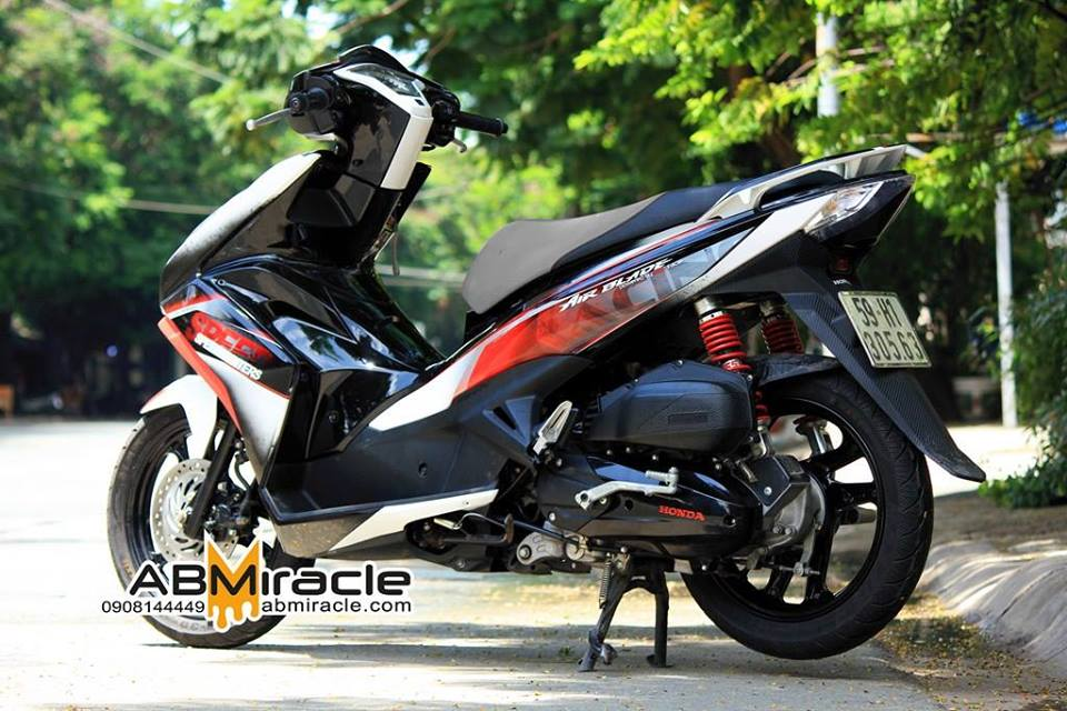 Airblade 125 ke san toc do - 6