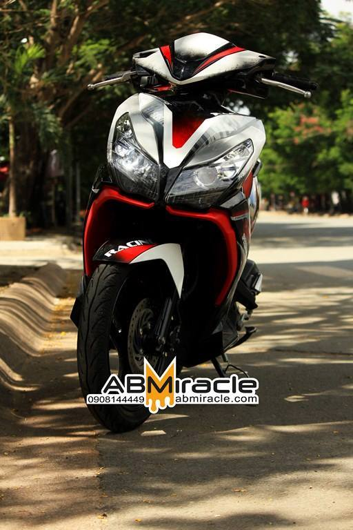 Airblade 125 ke san toc do - 8