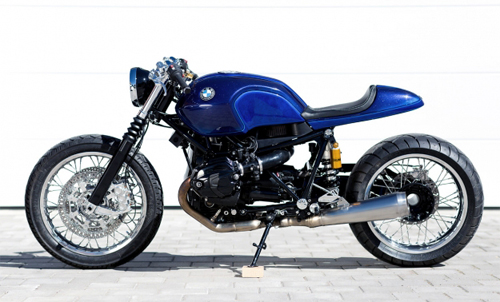 BMW R nineT do cafe racer co dien va hien dai