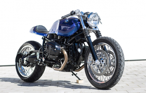 BMW R nineT do cafe racer co dien va hien dai - 3
