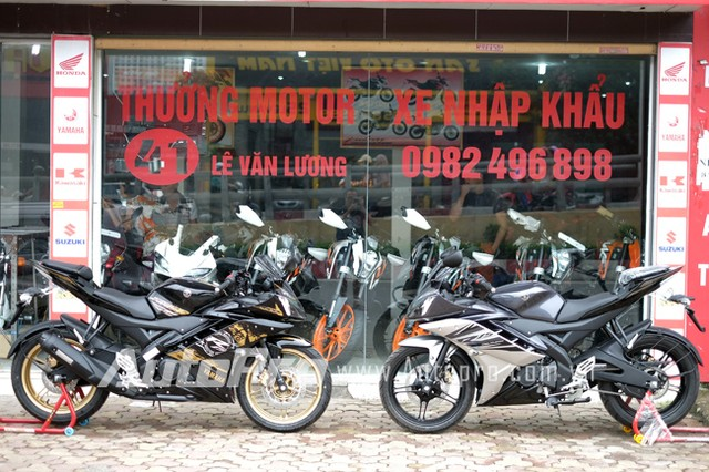 Can canh Yamaha R15 Special Edition tai Viet Nam - 2
