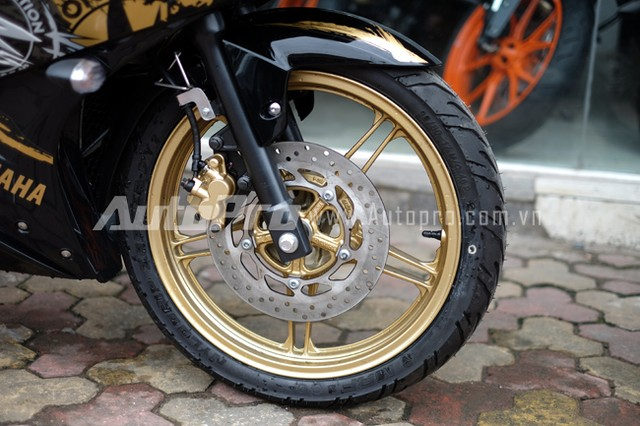 Can canh Yamaha R15 Special Edition tai Viet Nam - 5