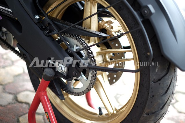 Can canh Yamaha R15 Special Edition tai Viet Nam - 11