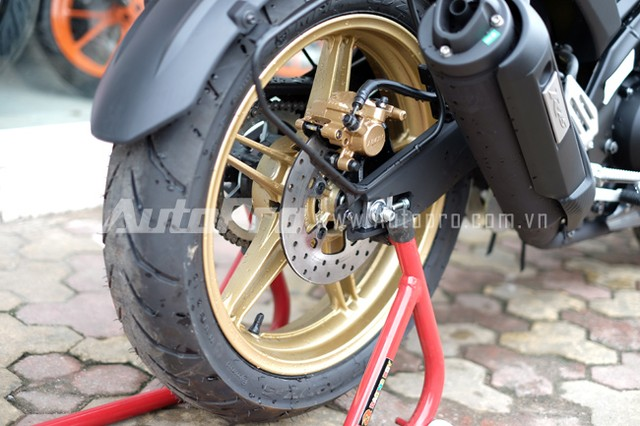 Can canh Yamaha R15 Special Edition tai Viet Nam - 17