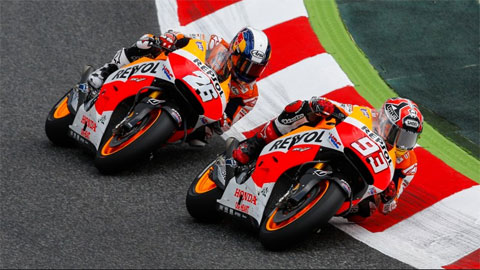 Chang 7 MotoGP 2014 Khong the can Marquez - 2