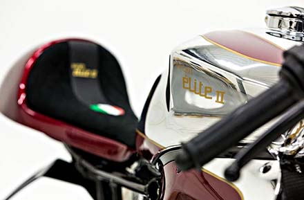 Ducati 1199 Panigale S phien ban Cafe Racer - 6