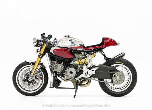 Ducati 1199 Panigale S phong cach doc nhat vo nhi cung cafe racer - 5