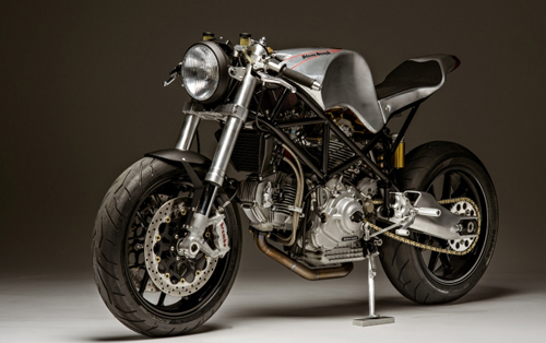 Ducati 900SS cafe racer streetfighter chien binh duong pho