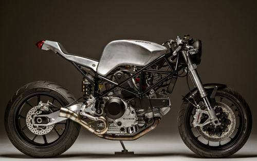 Ducati 900SS cafe racer streetfighter chien binh duong pho - 2