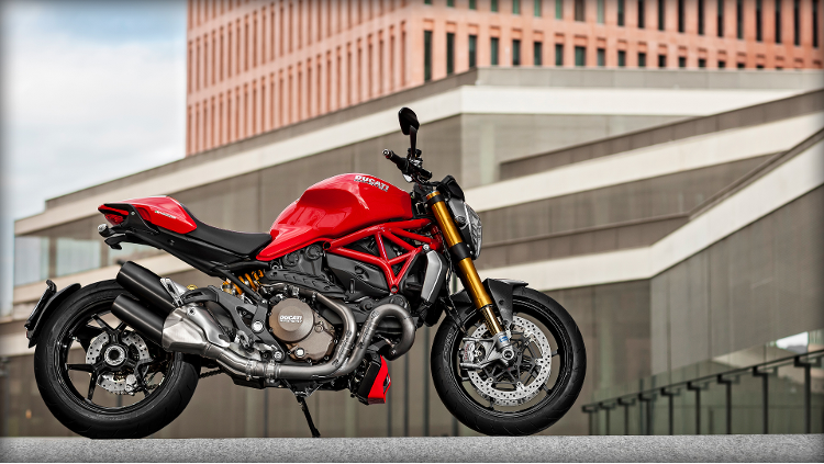 DUCATI Monster 1200 va Monster 1200 S - 7