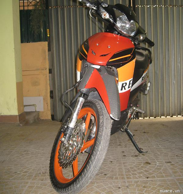 Honda Wave do Repsol mono sock