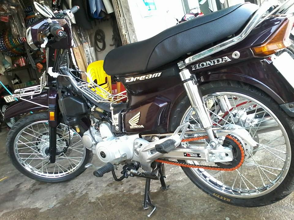 Honda Dream Do Drag